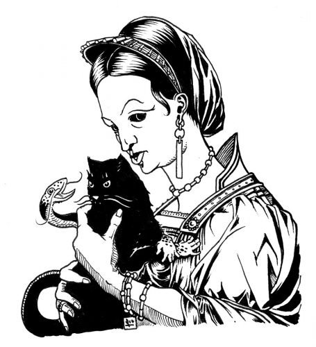 Catlord and Cat Person