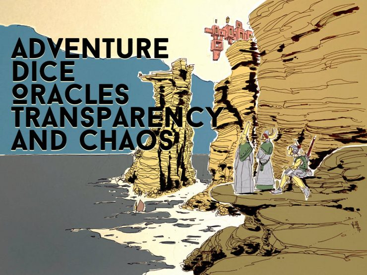 Adventure Dice Oracles and More