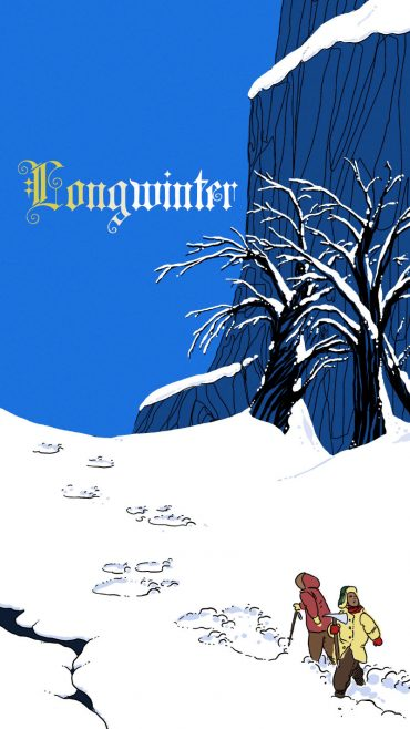 Longwinter cover version 1
