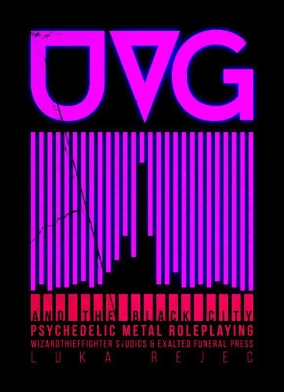 UVG standard book cover